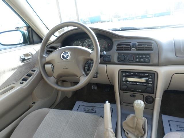 2001 mazda 626 es v6 for sale in cincinnati oh stock tr10175 2001 mazda 626 es v6 for sale in