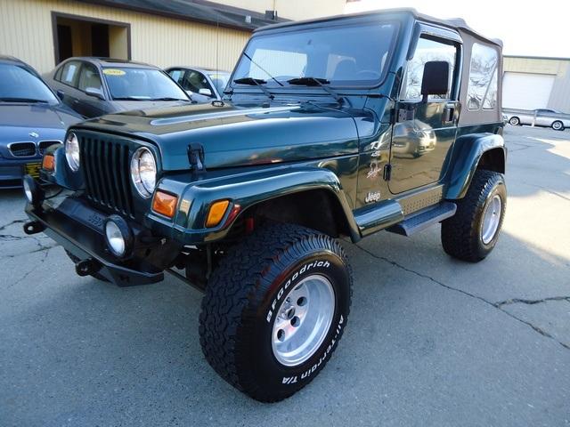 ... 2001 Jeep Wrangler Sahara   Photo 3   Cincinnati, OH 45255 ...