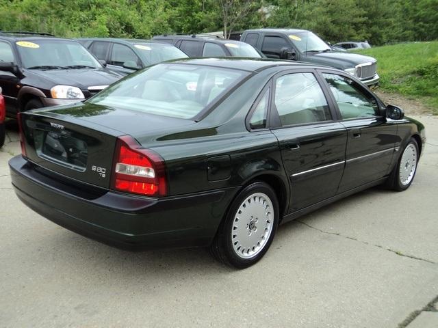 1999 Volvo S80 T6 For Sale In Cincinnati Oh Stock 10647