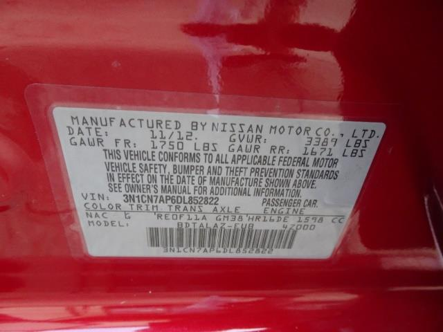 2013 Nissan Versa 1.6 SV - Photo 24 - Cincinnati, OH 45255