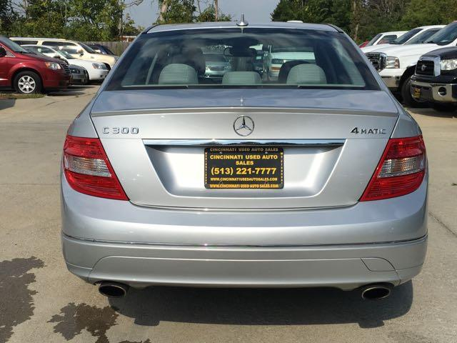 2011 Mercedes-Benz C 300 Sport 4MATIC - Photo 5 - Cincinnati, OH 45255