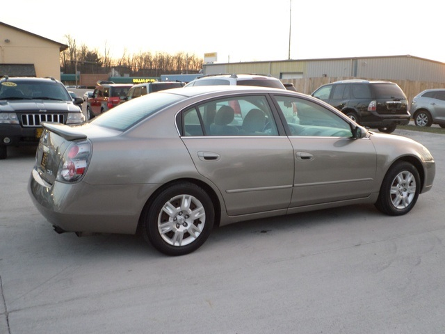 2005 Nissan Altima 25 S For Sale In Cincinnati Oh Stock 11482