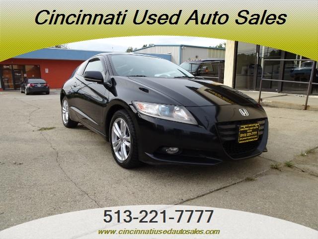 2011 honda cr z ex for sale in cincinnati oh stock 13558 cincinnati used auto sales
