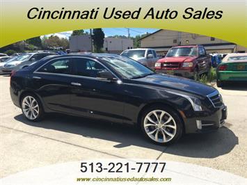 2014 Cadillac ATS 2.0T Performance Sedan