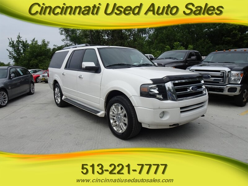 2013 Ford Expedition EL Limited photo