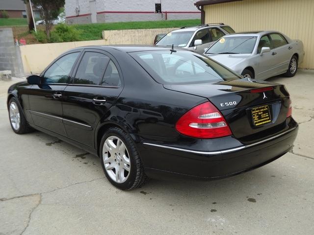 2003 Mercedes-Benz E500 for sale in Cincinnati, OH | Stock ...