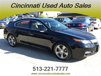 2012 Acura TL SH-AWD w/Tech - Photo 1 - Cincinnati, OH 45255