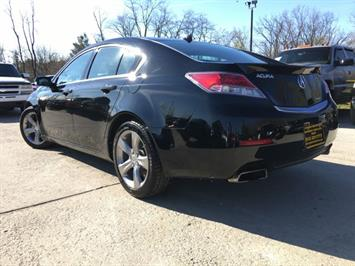 2012 Acura TL SH-AWD w/Tech - Photo 12 - Cincinnati, OH 45255