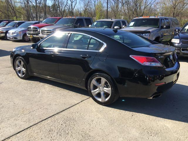 2012 Acura TL SH-AWD w/Tech - Photo 4 - Cincinnati, OH 45255