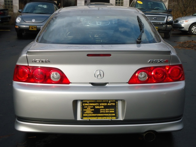 Acura RSX TypeS For Sale In Cincinnati OH Stock - 05 acura rsx type s