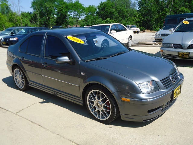 2005 volkswagen jetta gli 1 8t for sale in cincinnati oh. Black Bedroom Furniture Sets. Home Design Ideas
