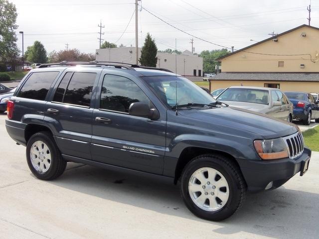 2001 jeep grand cherokee laredo for sale in cincinnati oh stock 11266. Black Bedroom Furniture Sets. Home Design Ideas