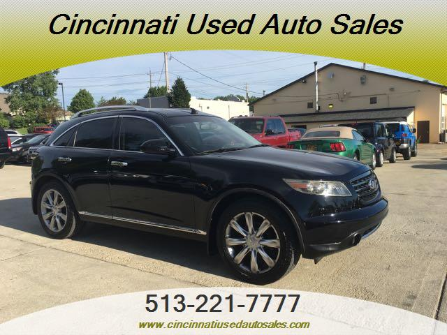 2006 Infiniti FX 45 - Photo 1 - Cincinnati, OH 45255