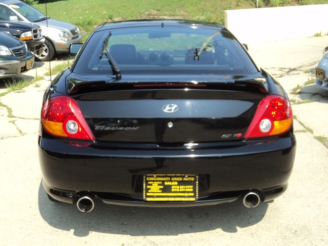 ... 2003 Hyundai Tiburon GT V6   Photo 5   Cincinnati, OH 45255 ...