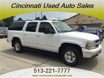 2005 Chevrolet Suburban 2500 LT - Photo 1 - Cincinnati, OH 45255