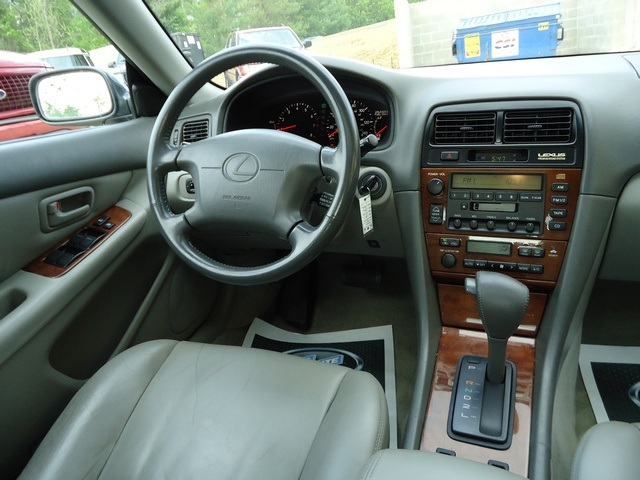 2000 lexus es 300 for sale in cincinnati oh stock 10940. Black Bedroom Furniture Sets. Home Design Ideas
