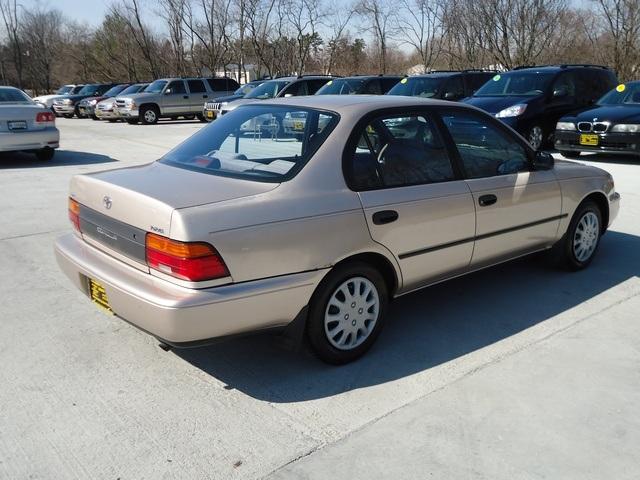 Free Carfax Report Usa >> 1995 Toyota Corolla DX for sale in Cincinnati, OH | Stock #: TR10138