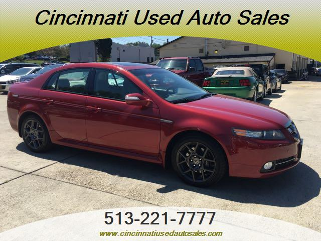 2007 Acura Tl Type S For Sale >> 2007 Acura Tl Type S For Sale In Cincinnati Oh Stock 12871