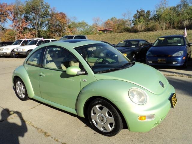 volkswagen beetle gls tdi  sale  cincinnati  stock