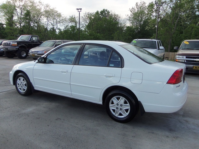 2003 Honda Civic Lx Photo 4 Cincinnati Oh 45255