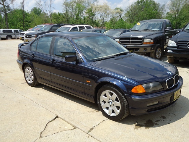 2001 bmw 325i for sale in cincinnati oh stock 10950. Black Bedroom Furniture Sets. Home Design Ideas