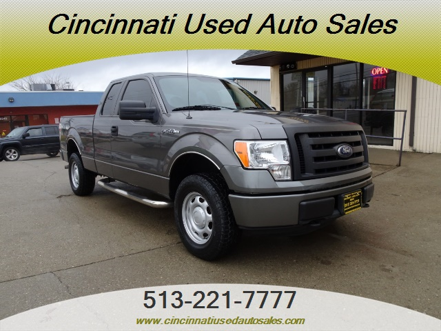 2011 Ford F-150 STX - Photo 1 - Cincinnati, OH 45255