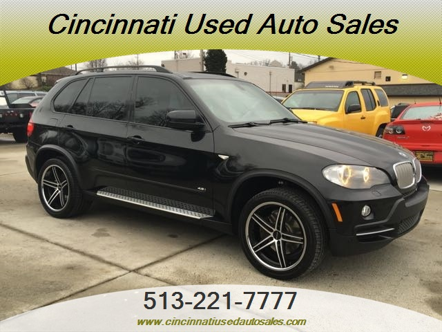 BMW X I For Sale In Cincinnati OH Stock TR - 2007 bmw x5 4 8i for sale
