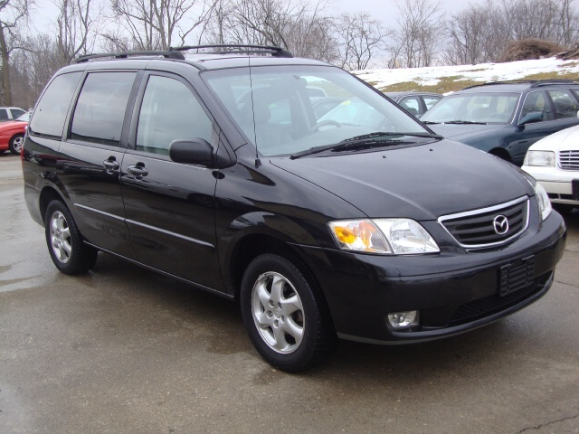 2000 Mazda MPV ES for sale in Cincinnati, OH | Stock #: 10163