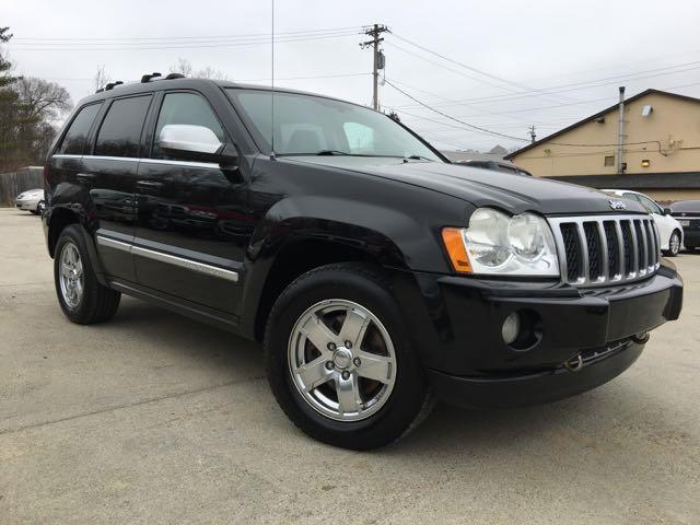 2006 jeep grand cherokee overland 4dr suv for sale in cincinnati oh stock 12691. Black Bedroom Furniture Sets. Home Design Ideas