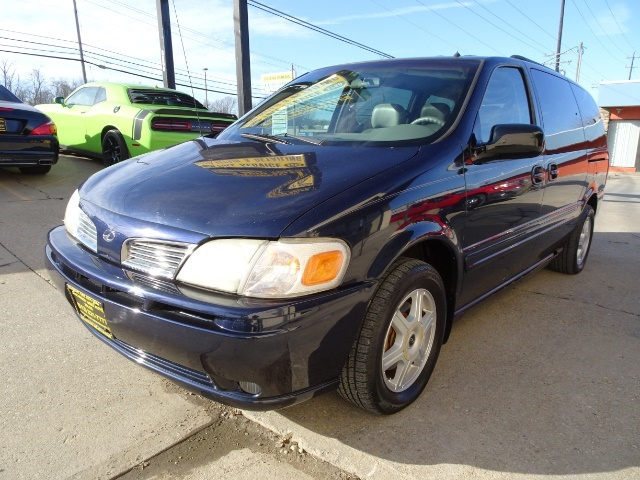 2002 Oldsmobile Silhouette GLS - Photo 9 - Cincinnati, OH 45255
