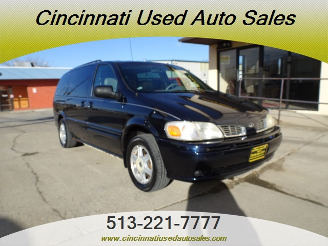 2002 Oldsmobile Silhouette GLS - Photo 1 - Cincinnati, OH 45255
