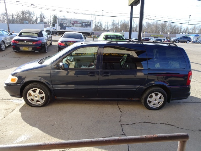 2002 Oldsmobile Silhouette GLS - Photo 11 - Cincinnati, OH 45255