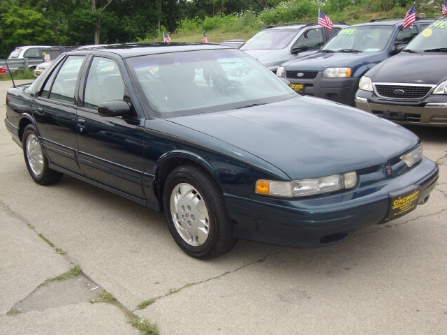 1997 oldsmobile cutlass supreme sl for sale in cincinnati oh stock 10007 1997 oldsmobile cutlass supreme sl for