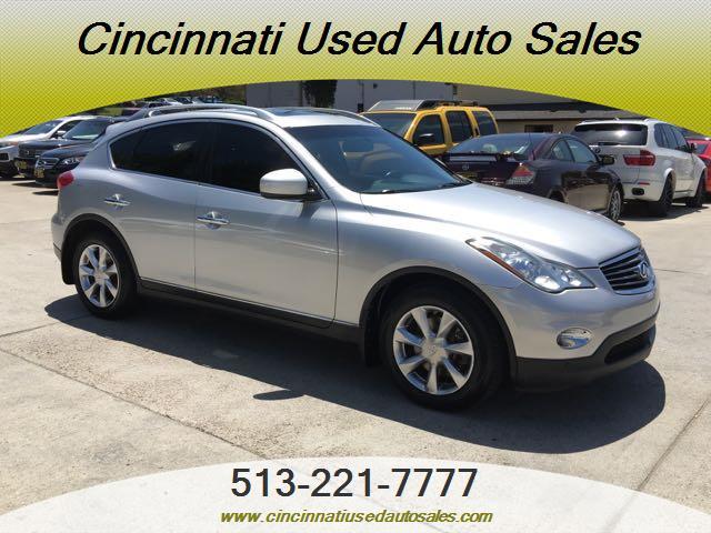 2008 Infiniti Ex35 Journey For Sale In Cincinnati Oh Stock 12384