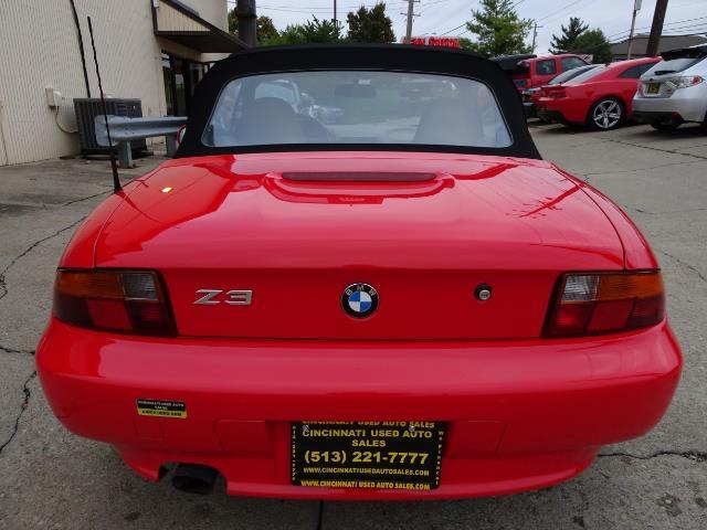 1997 BMW Z3 1.9 - Photo 4 - Cincinnati, OH 45255