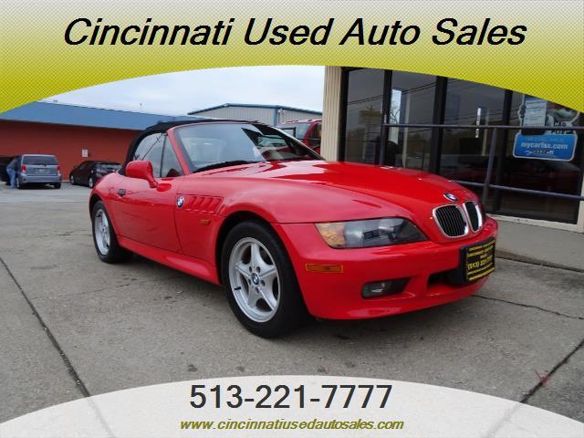 1997 BMW Z3 1.9 - Photo 1 - Cincinnati, OH 45255