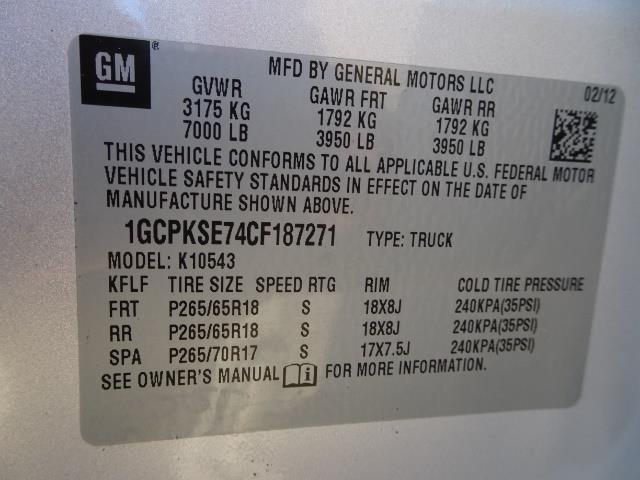 2012 Chevrolet Silverado 1500 LT - Photo 27 - Cincinnati, OH 45255