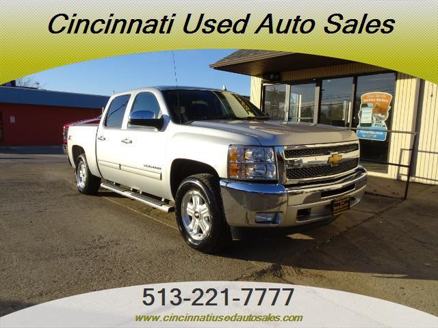 2012 Chevrolet Silverado 1500 LT - Photo 1 - Cincinnati, OH 45255