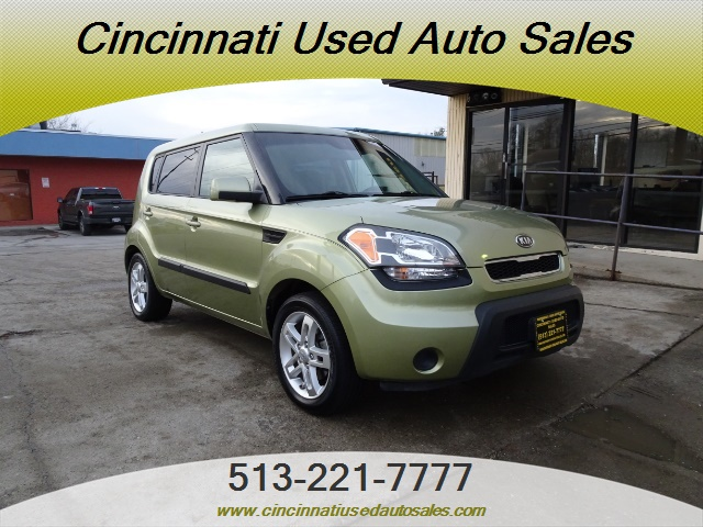 2011 Kia Soul + - Photo 1 - Cincinnati, OH 45255