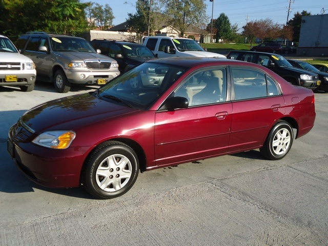 2003 Honda Civic Lx Photo 1 Cincinnati Oh 45255