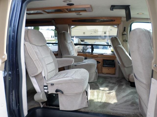 2002 Ford E150 Vans Econoline