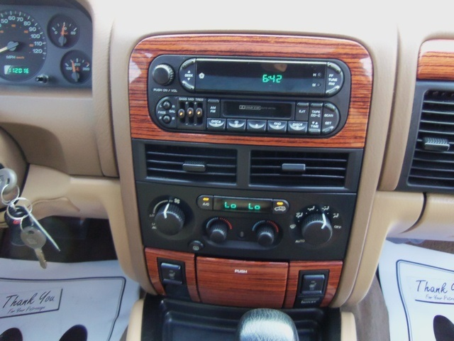1999 Jeep Grand Cherokee Limited For Sale In Cincinnati