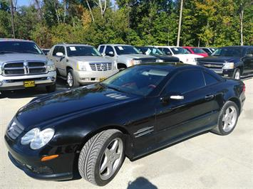 2003 Mercedes-Benz SL 500 - Photo 8 - Cincinnati, OH 45255