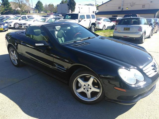 2003 Mercedes-Benz SL 500 - Photo 13 - Cincinnati, OH 45255