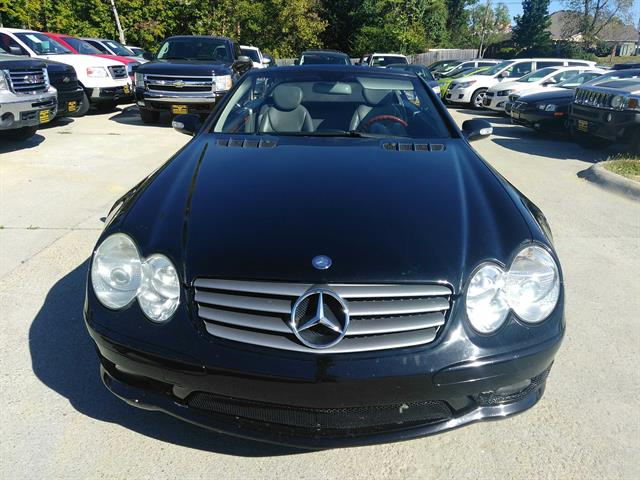 2003 Mercedes-Benz SL 500 - Photo 10 - Cincinnati, OH 45255