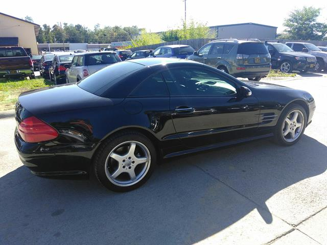 2003 Mercedes-Benz SL 500 - Photo 6 - Cincinnati, OH 45255