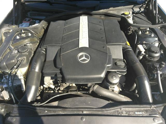 2003 Mercedes-Benz SL 500 - Photo 37 - Cincinnati, OH 45255