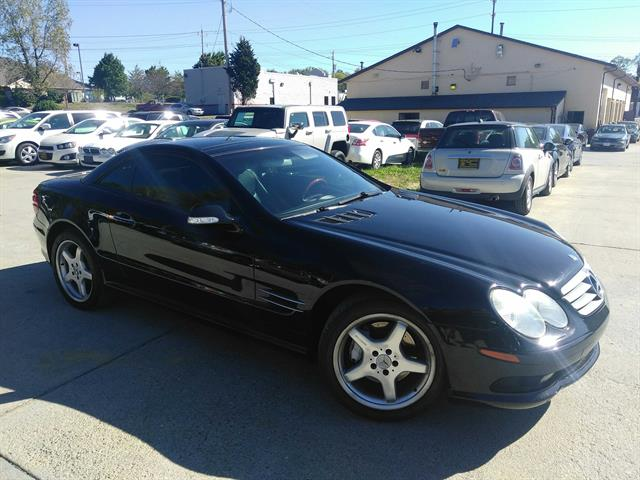 2003 Mercedes-Benz SL 500 - Photo 11 - Cincinnati, OH 45255