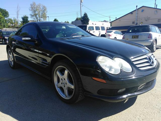 2003 Mercedes-Benz SL 500 - Photo 12 - Cincinnati, OH 45255