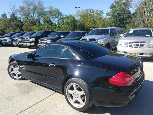 2003 Mercedes-Benz SL 500 - Photo 16 - Cincinnati, OH 45255